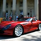Alfa Romeo TZ3 Stradale by barkeypf