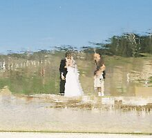 Newly Wed Reflection by britthebeast