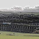 Penistone Viaduct by Brendan Buckley