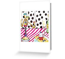 The Last Cupcake Greeting Card