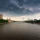 River Thames  by Ken  Hurst