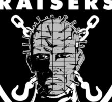 Oakland Hellraisers Sticker