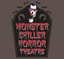Monster Chiller Horror Theater by Brinkerhoff
