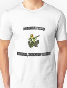 The Most Interesting Frog in the World T-Shirt