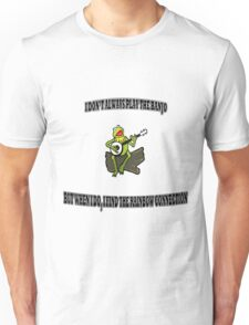 The Most Interesting Frog in the World Unisex T-Shirt