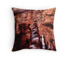 Lewis & Clark Caverns 4 (Montana, USA) Throw Pillow