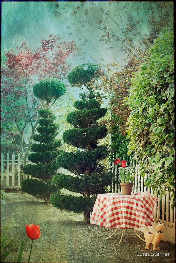 Topiary Trees by Lynn Starner