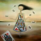 Queen of hearts by Amanda  Cass