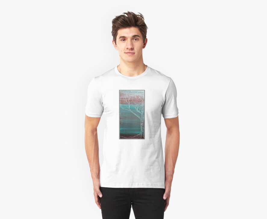 Kirsten Smith's 'Ghost Tree' shirt by Art 4 ME