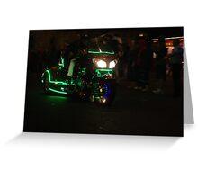 Light Parade 1 Greeting Card