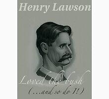 Henry Lawson Loves the Bush Unisex T-Shirt