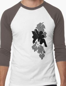fairy and ivy Men's Baseball ¾ T-Shirt