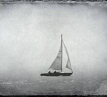 Foggy hazy day! © by Dawn M. Becker
