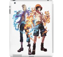Ace and marco iPad Case/Skin