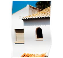 Spanish House Poster