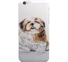 Pastel Shih Tzu 2 iPhone Case/Skin