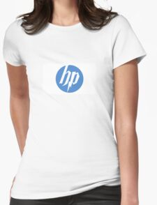 H P  Womens Fitted T-Shirt