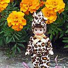 Little Leopard Girl by Susan S. Kline