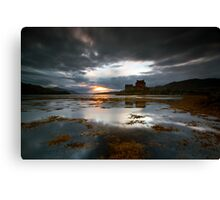 Highland Dusk Canvas Print