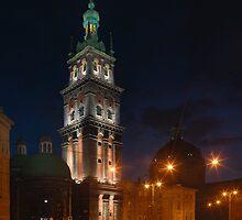 Kornyakt's Tower by Oleksii Rybakov