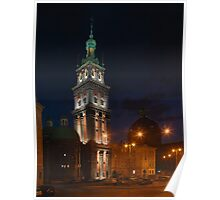 Kornyakt's Tower Poster