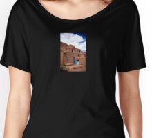 Taos Pueblo Women's Relaxed Fit T-Shirt