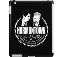 Harmontown iPad Case/Skin