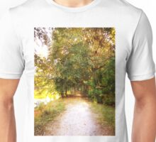 One With Nature....look closely Unisex T-Shirt