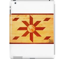 Religous Coffee Table Landscape iPad Case/Skin