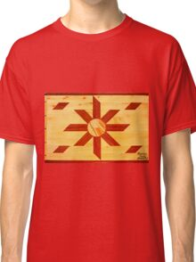 Religous Coffee Table Landscape Classic T-Shirt