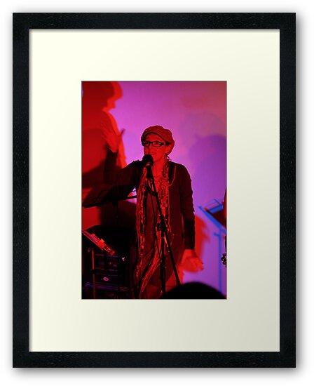 Donna Williams by Chris Samuel