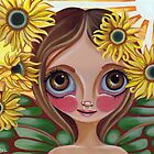 """Sunflower Fairy"" by Jaz Higgins"