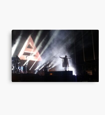 Thirty Seconds to Mars Canvas Print