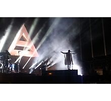 Thirty Seconds to Mars Photographic Print