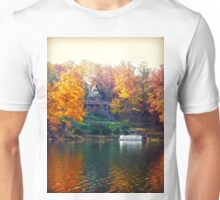 A House on the Lake Unisex T-Shirt