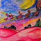 December 24 by Helena Bebirian