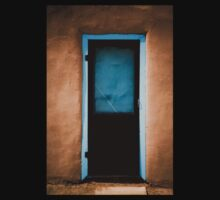 Taos Pueblo Door by doorfrontphotos