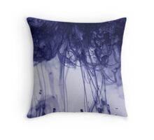 Magic in the forest Throw Pillow