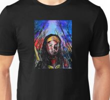 Walking Dead Michonne Unisex T-Shirt