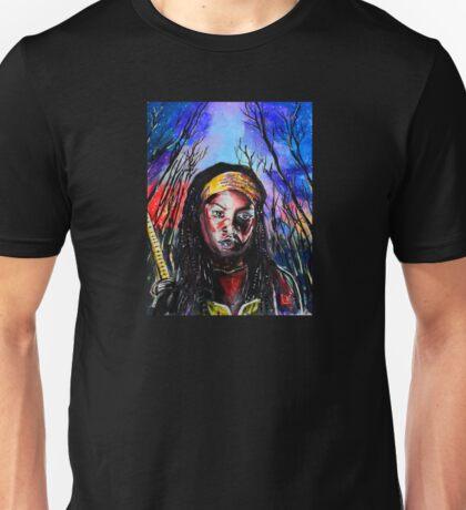 Walking Dead Michonne Unisex T-Shirt