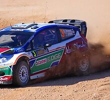 World Rally Championships - Coffs Harbour Aust. by Michael G Aylmer