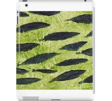 Impression Water Reed Minnows iPad Case/Skin