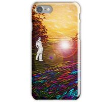 Day by the River iPhone Case/Skin