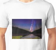 The Lake at the end of the Universe Unisex T-Shirt