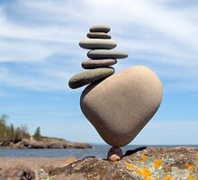 Stack on Balance by Peter Juhl