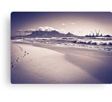 Every day Cape Town Canvas Print