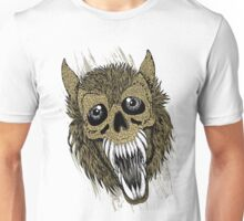 Evil Halloween Werewolf Unisex T-Shirt
