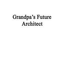 Grandpa's Future Architect  by supernova23