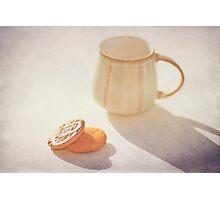 Outdoor tea Photographic Print