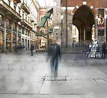 Ghost in Milan by luro91